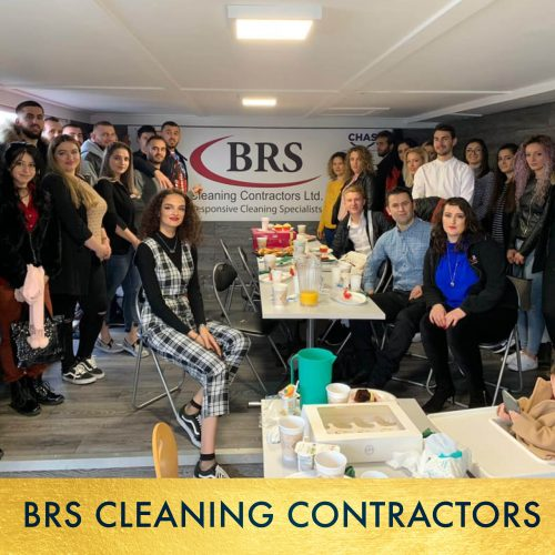 SQUARES • BRS CLEANING CONTRACTORS