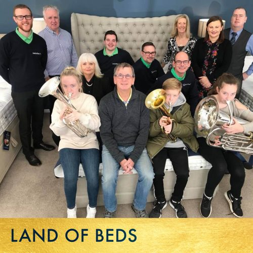 SQUARES • LAND OF BEDS