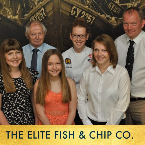 SQUARES • THE ELITE FISH 7 CHIP COMPANY