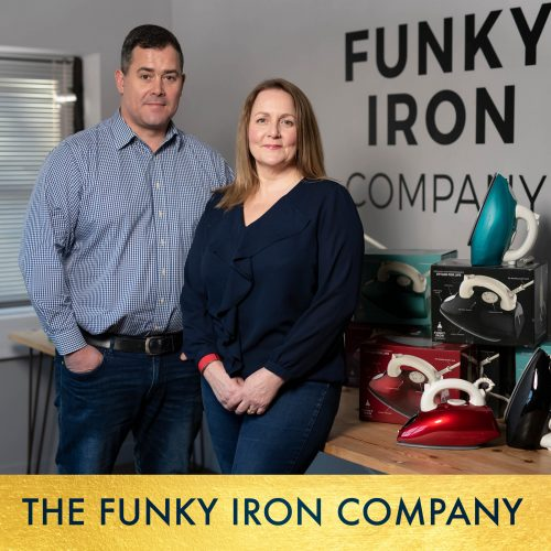 SQUARES • THE FUNKY IRON COMPANY