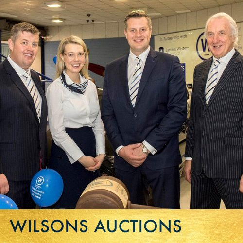 SQUARES • WILSONS AUCTIONS